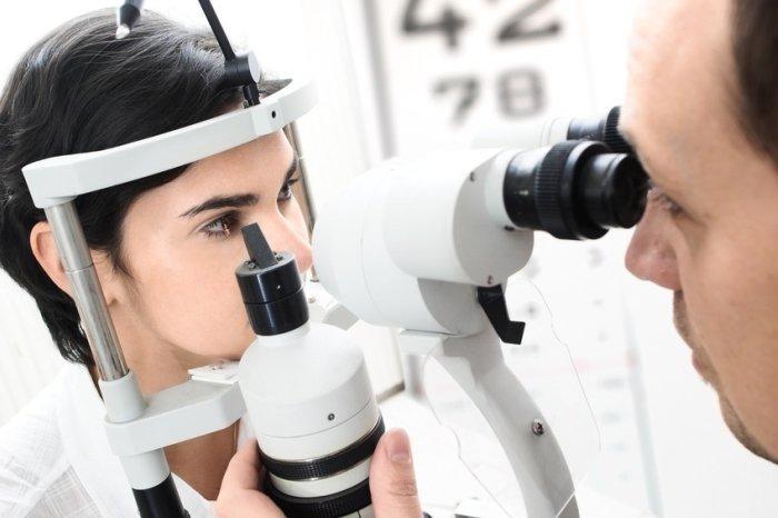 диагностика глаз