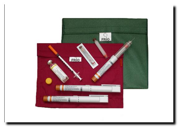 перевозка и хранение инсулина