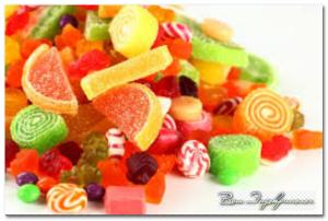 вред сладостей для организма