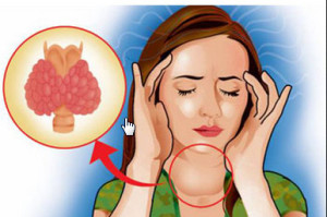 заболевания щитовидной железы и их симптомы