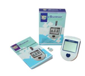 глюкометр ebsensor
