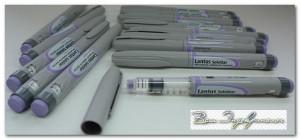 лантус солостар - инсулин гларгин